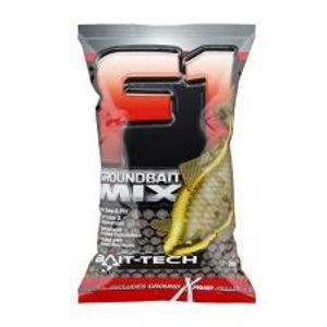 Bait-Tech krmítková zmes f1 groundbait mix 2 kg