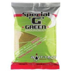 Bait-Tech krmítková zmes groundbaits special-G green 1kg