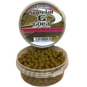 Bait-Tech Mekčené Pelety Soft Hookers Special G Gold 90 g