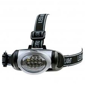 Behr Čelovka 8 Led Headtorch