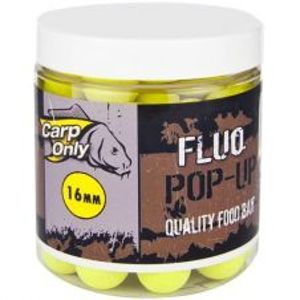 Carp Only Fluo Pop Up Boilie 100 g 20 mm-Red