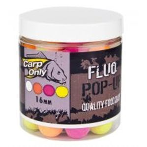 Carp Only Fluo Pop Up Boilie 80 g 16 mm-Red
