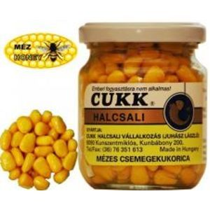 Cukk kukurica bez nálevu 220 ml-Natural Sweet