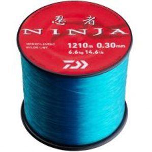 Daiwa Vlasec Ninja X Svetlo Modrá-Priemer 0,18 mm / Nosnosť 2,5 kg / Návin 3000 m