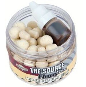 Dynamite Baits Pop-Up Fluoro The Source White-20 mm