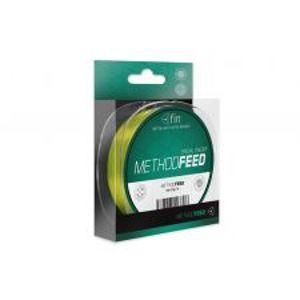 Fin Vlasec Method Feed Žltá 300 m-Priemer 0,18 mm / Nosnosť 6,6 lb