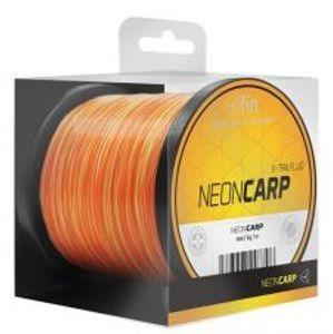 Fin Vlasec Neon Carp Žlto Oranžová-Priemer 0,26 mm / Nosnosť 10,8 lb / Návin 7200 m