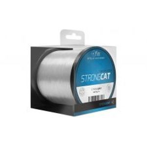 Fin Vlasec Strong Cat Transparentný 0,50 mm 31,7 lb-Návin 500 m
