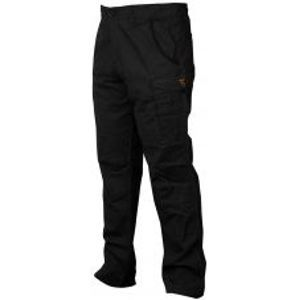 Fox Nohavice Collection Black Orange Combat Trousers-Veľkosť XXL