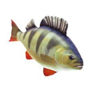Gaby Plyšová ryba Ostriež 50 cm