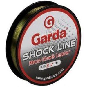 Garda Šokový Vlasec Shock Line 50 m-Priemer 0,60 mm