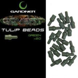 Gardner Zarážky Covert Tulip Beads-Zelené