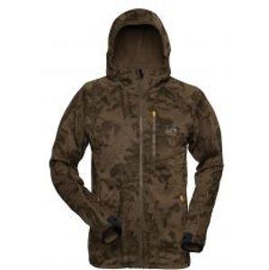 Geoff Anderson Bunda Z Mikro Fleece Hoody 3 Leaf-Veľkosť XL