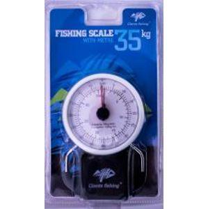 Giants Fishing Váha S Metrom Scale 35 kg