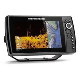 Humminbird Helix 9x Chirp MSI+ GPS G3N + Autochart Zero Lines Map Card