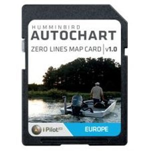 Humminbird SD Karta Autochart Z Line Card