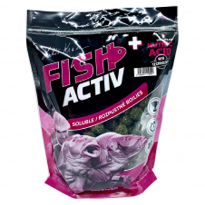 LK Baits Boilie Fish Activ Plus Nutric Acid-1 kg