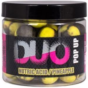 LK Baits Pop-up Duo X-Tra 18 mm 200 ml-wild strawberry/carp secret
