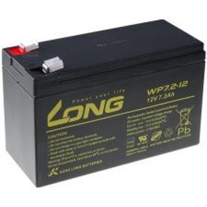 Long Bateria 12V 7,2Ah F2