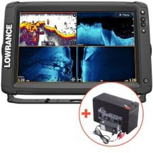 Lowrance Echolot Elite 12TI² So Sondou Active Imaging 3v1