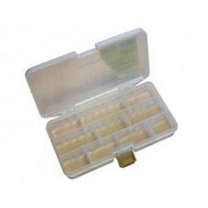 Meiho Rybársky Box Transparentný SFC Worm L