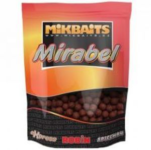 Mikbaits boilie Mirabel 300 g 12 mm-Pampeliška
