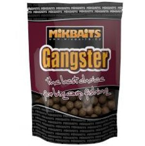 Mikbaits boilies Gangster 1 kg 24 mm-G4 Squid Octopus