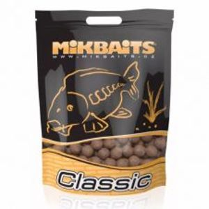 Mikbaits Boilies Multi MiX Classic 4 kg 20 mm-glm mušľa