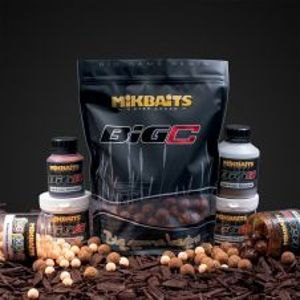 Mikbaits Boilies V Dipe BigC Cheeseburger 250 ml-16 mm