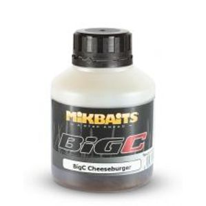 Mikbaits Booster BigC Cheeseburger 250 ml