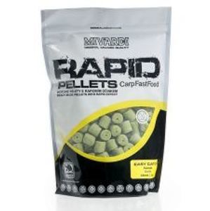 Mivardi Pelety Rapid Easy Catch Cesnak-2,5 kg 4 mm