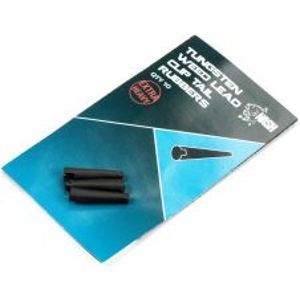 Nash Prevleky Tungsten Weed Lead Clip Tail Rubber