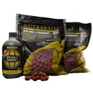 Nutrabaits Boilies BFM Krill&Cranberry-1 kg 20 mm