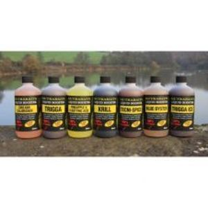 Nutrabaits tekuté boostery 500 ml-Pure Salmon Oil