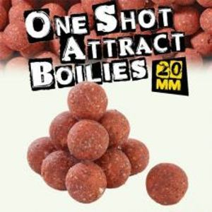 Pelzer Boilies One Shot 250 g 20 mm-Monster Crab