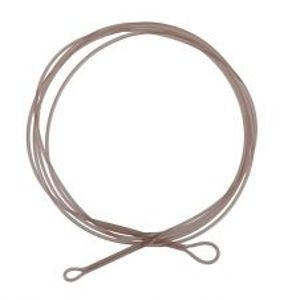 Prologic Montáž Mirage Loop Leader W Out swivel 100 cm 45 lb 2 ks