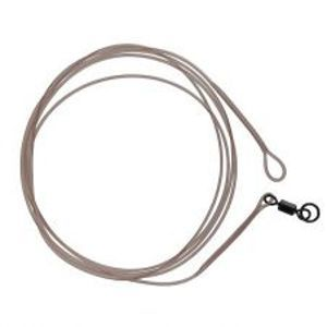 Prologic Montáž Mirage Loop Leaders W Ring swivel 100 cm 35 lb 2 ks