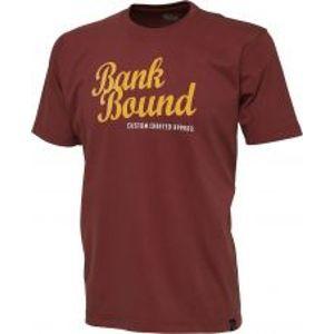 Prologic Tričko Bank Bound Custom Tee-Veľkosť XL