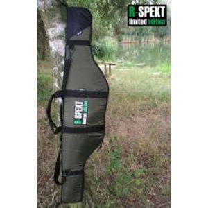 R-spekt Single polstrované khaki púzdro na prút-160 cm 10 ft