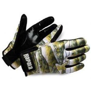 Rapala Rukavice Strech Grip Gloves-Veľkosť M