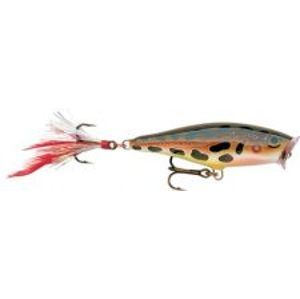 Rapala wobler skitter pop top water fresh 9 cm 14 g F