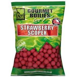 Rod Hutchinson Boilies Strawberry&Scopex-1 kg 15 mm