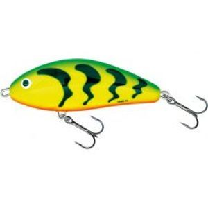 Salmo Wobler Fatso Sinking Green Tiger-10 cm 52 g