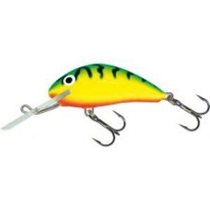 Salmo Wobler Hornet Floating Green Tiger-6 cm 10 g