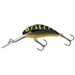 Salmo Wobler Hornet Super Deep Runner Black Tiger-4 cm 3,8 g
