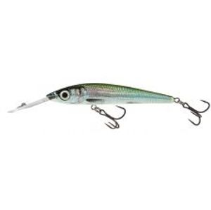 Salmo Wobler Rattlin Sting Deep Runner Holo Bleak-9 cm 12 g