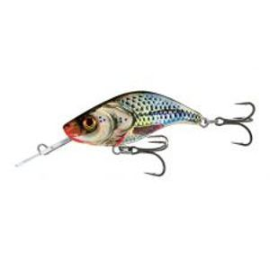Salmo Wobler Sparky Shad Sinking Silver Holographic Shad-4 cm 3 g