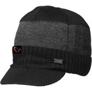 Savage Gear Čapica Knitted Beanie W Brim