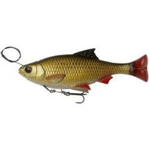 Savage Gear Gumová Nástraha 4D Line Thru Pulse Tail Roach Rudd-21 cm 150 g