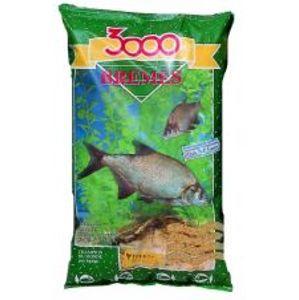 Sensas Kŕmenie 3000 Bremes 1 kg-Pleskáč